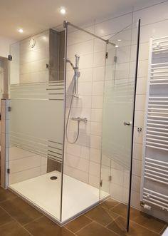 20 besten duschen aus glas bilder auf pinterest apartment bathroom design bathroom und. Black Bedroom Furniture Sets. Home Design Ideas