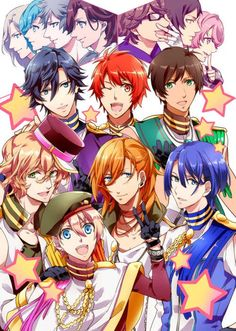 UtaPri ~~ STARISH and more!