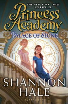 Princess Academy: Palace of Stone - Shannon Hale (redesigned)