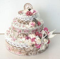 birthday cake *Maja Design* - Scrapbook.com