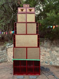 Red Sea Sound System - Mataró, Barcelona - Catalunya. Wall Of Sound, Red Sea, Speakers, Barcelona, Audio, Toys, Life, Character Design, Activity Toys