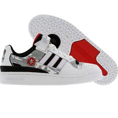new product 44f57 76de7 Adidas Forum Low RS SW - Storm Trooper (white) G51615 - 99.99