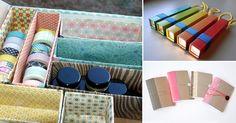 15 ideas para reutilizar cajas de cereales