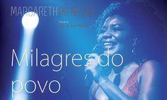 Milagres do Povo  - Margareth Menezes (DVD Para Gil & Caetano)