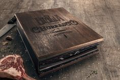 Adeevee - Tramontina: The Barbecue Bible This picture is only part of the story. Click to see the rest!