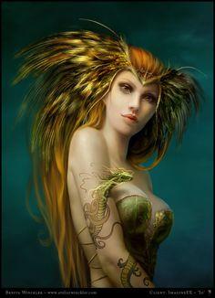 Dragon Goddess!