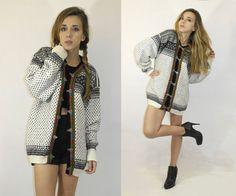 Dale of Norway/Norwegian wool sweater/Nordic wool by GiKooVintage