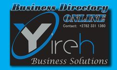 Add your business to our online directory