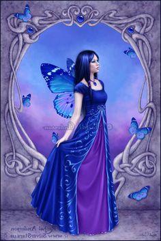 sapphire fairy