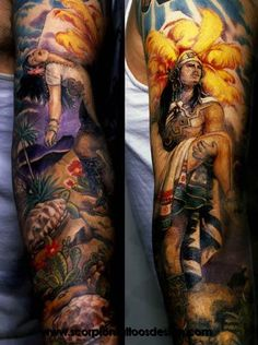 I am not a Tat person, but I recognize a good artist when I see one.