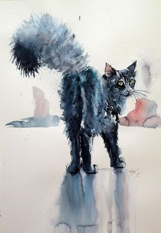 Come On Painting by Kovacs Anna Brigitta