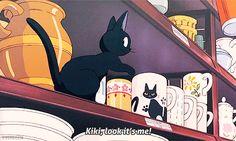 JIji-KIki's delivery service // Studio Ghibli