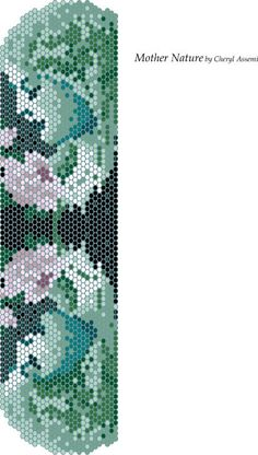 Mother Nature, free bead pattern