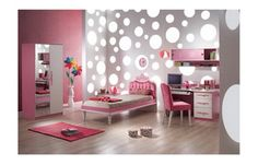Pink/cool/totally awesome room