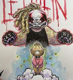 Skottie Young, Joker, Fictional Characters, Art, Art Background, Kunst, Gcse Art, Fantasy Characters, The Joker