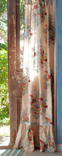cottage curtain
