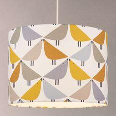 BuyScion Lintu Lampshade, Dandelion, 35cm Online at johnlewis.com