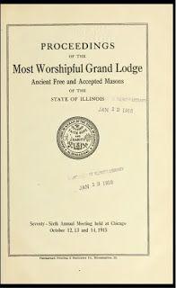 100 Years at Grand Lodge