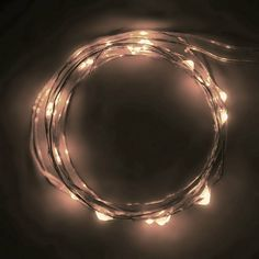 22 best micro led lights battery operated images on pinterest 20 battery operated warm white micro led lights on 7ft long ultra thin silver string mozeypictures Choice Image