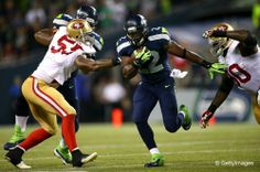 NFL preview: Seattle Seahawks vs. San Francisco 49ers (NFC Championship) - Fri. Jan. 17, 2014