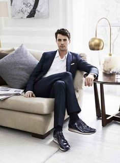 So here are the 17 other reasons why Matthew Goode is just TOO Good.