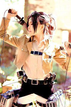 Ellijyo(襟条小夜子) Hanji Zoe Cosplay Photo - Cure WorldCosplay
