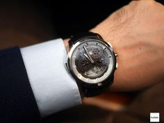 30 minutes on the wrist - The Christophe Claret Allegro