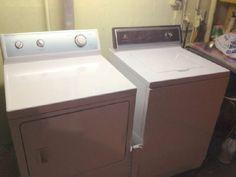 EstateSales.NET Old Washing Machine, Home Appliances, House Appliances, Appliances