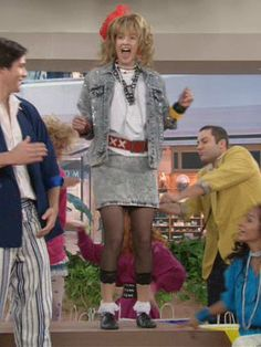 Robin Sparkles in Let's Go to the Mall