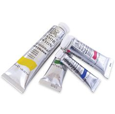 Winsor & Newton Professional Watercolour Tubes - offer high performance pigments ensuring excellent strength, brilliance & colour stability.