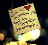 quote about memories
