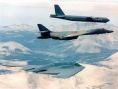 All U.S. Air Force bombers under single command - UPI.com