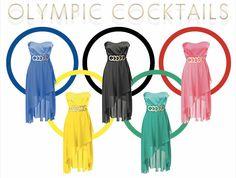 olympic dresses