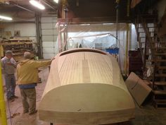 Bilderesultat for small mahogany runabout