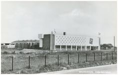 Maarheeze, 7-Up fabriek. 1960