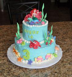 ariel birthday cakes   ariel birthday cake   Flickr - Photo Sharing!