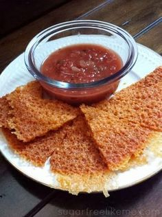 Low Carb Chips. Don't ever miss out on chips and dip again! <--- hahaha chips made of cheese! So healthy! <3 cheeeeese
