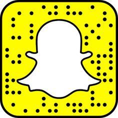 Man kann mir auch auf Snapchat folgen. Ich heiße dort michaela-we