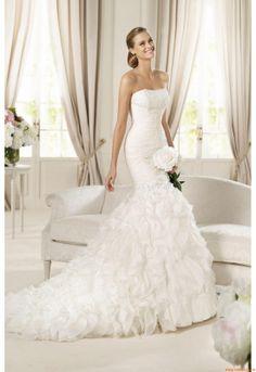 Vestidos de noiva Pronovias Davinia 2014