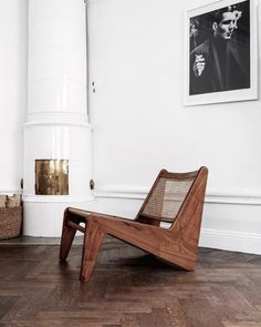 34 New Wooden Home Plans - Room Dekor 2021 Pierre Jeanneret, Wooden Hammock Stand, Chair Design, Furniture Design, Low Chair, Archi Design, Sit Back And Relax, Trendy Home, Chandigarh
