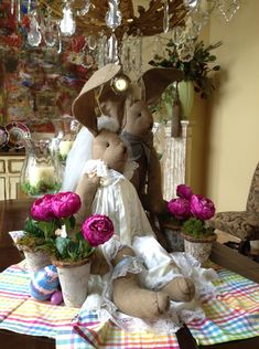 What a sweet idea for a spring bridal shower.....
