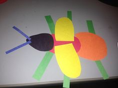 Ideas For a Preschool Classroom: Eric Carle Books with an Insect Emphasis