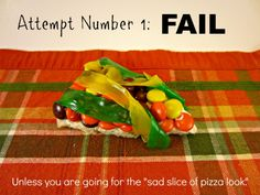 A candy corn on the cob is created into a #pinterestfail