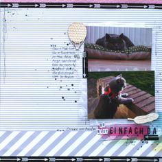 #dpMaikit14 Layout von Jessica für www.danipeuss.de