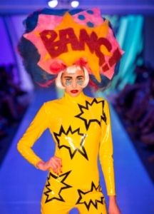 Hair art. Storm Lahiff for the De Lorenzo Vision Team ASPYA for Innovation - Styleicons: Australian Hairdressing Industry News and Events