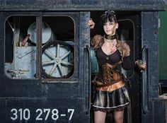 Steampunk 1 de Zombiemädchen