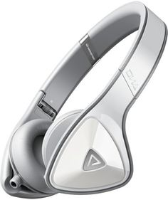 Monster® DNA On-Ear Headphones - White Grey Really love the headphones, bought a pair like two months ago and I enjoy the sound and the build quality of these headphones. Best headphones ever.