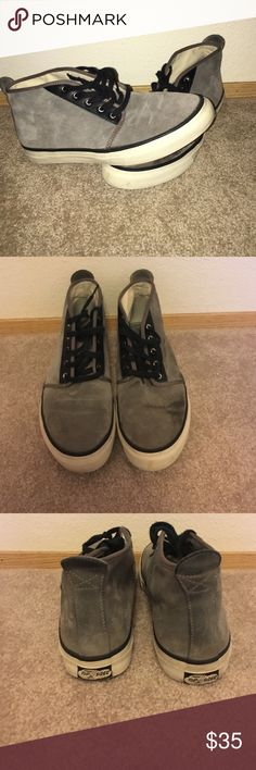 Sperry top sider high tops Worn a few times, very clean. No rips stains or holes Sperry Top-Sider Shoes Sneakers