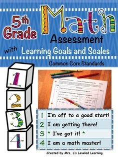 If you are new to using Learning Goals and Scales, or you are being forced to use them by your district/administration, you may feel reluctant or overwhelmed. Getting organized always helps me feel more comfortable. Click on my FREEBIES blog tab to find free samples of scales, assessments, and tracking sheets for Marzano Scales.