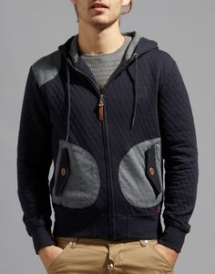 Nanny State Vitsi Quilted Hoody